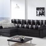 Chaiselongue tapizado en tela